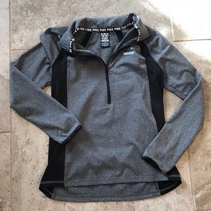 Women's PINK Ultimate Longsleeve Shirt- Large